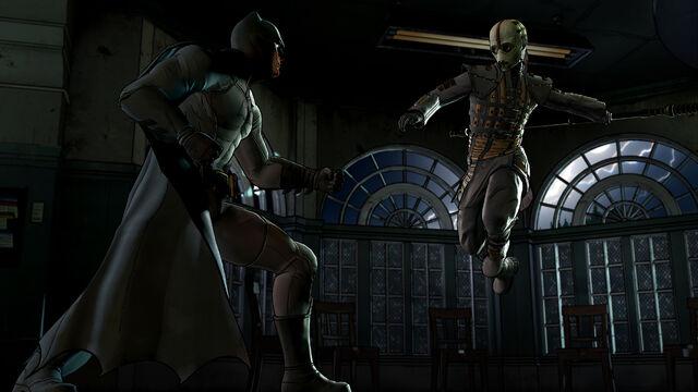 File:Batman vs Lady Arkham.jpg