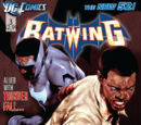 Batwing (Volume 1) Issue 3