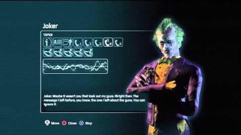 Joker Calls