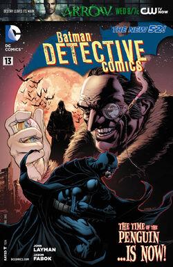 Detective Comics Vol 2-13 Cover-1