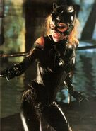 Batman Returns Souvenir Magazine (57) Michelle Pfeiffer Catwoman