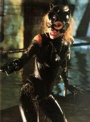 Batman Returns Souvenir Magazine (57) Michelle Pfeiffer Catwoman