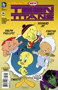 Teen Titans Vol 5-14 Cover-2