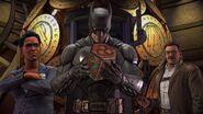 Batman Investigates