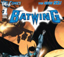 Batwing (Volume 1) Issue 1