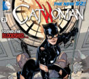 Catwoman (Volume 4) Issue 21