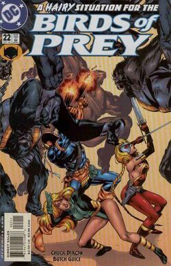 Birds of Prey 22c