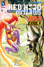 Red Hood and The Outlaws Vol 1-22 Cover-1