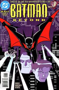 Batman Beyond V1 01 Cover
