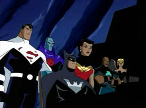 Justice Lords A Better World Justice League