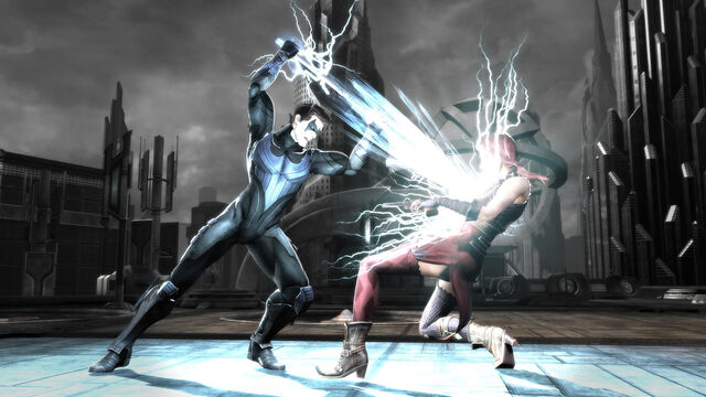 File:Nightwing vs. Harley Quinn.jpg