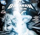 Batman and Robin (Volume 1) Issue 21