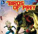 Birds of Prey (Volume 3) Issue 23