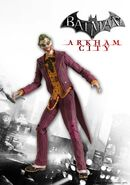 Batman-Arkham City Sick Joker