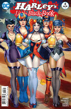 Harley's Little Black Book Vol 1-4 Cover-2