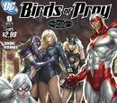 Birds of Prey (Volume 2) Issue 9