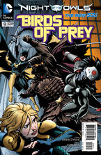 Birds of Prey Vol 3-9 Cover-1