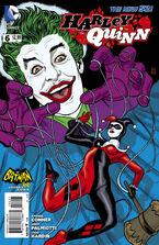 Harley Quinn Vol 2-6 Cover-2