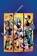 Harley Quinn and Her Gang of Harleys Vol 1-1 Cover-1 Teaser