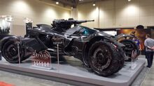 Arkham Knight Batmobile