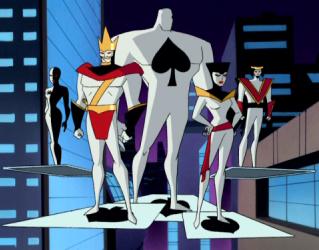 Royal Flush Gang (DC Animated Universe) | Batman Wiki ...