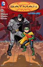 Batman Incorporated Vol 2-8 Cover-2