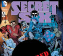 Secret Six (Volume 4) Issue 3