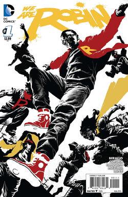 We Are Robin Vol 1-1 Cover-1