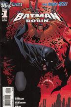 Batman and Robin Vol 2-1 Cover-2