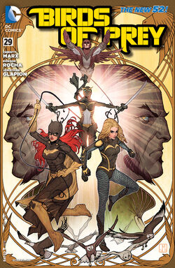 Birds of Prey Vol 3-29 Cover-1