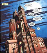 Arkham Asylum Giant2