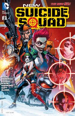 New Suicide Squad Vol 1-2 Cover-1