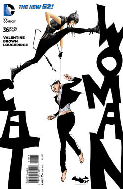 Catwoman Vol 4-36 Cover-1