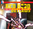 Red Hood and The Outlaws: Futures End Issue 1