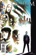 Gotham by Midnight Vol 1-2 Cover-2