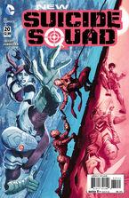 New Suicide Squad Vol 1-20 Cover-1