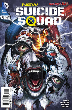 New Suicide Squad Vol 1-8 Cover-1