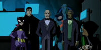 The Batman Episode 4.13: The Joining, Part 2