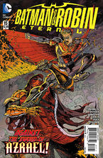 Batman and Robin Eternal Vol 1-15 Cover-1