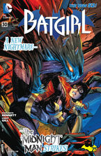 Batgirl Vol 4-30 Cover-1