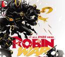Robin War (Volume 1) Issue 2