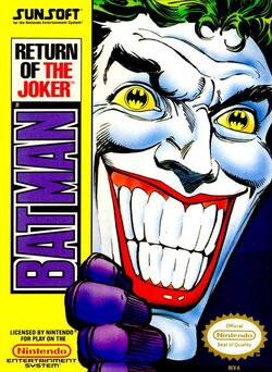 Batman - Return of the Joker NES