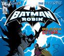 Batman and Robin (Volume 2) Issue 6