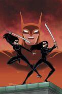 Beware the Batman Vol 1-5 Cover-1 Teaser