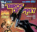 Birds of Prey (Volume 3) Issue 2