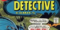 Detective Comics Issue 470