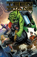 Teen Titans Vol 5-21 Cover-3 Teaser