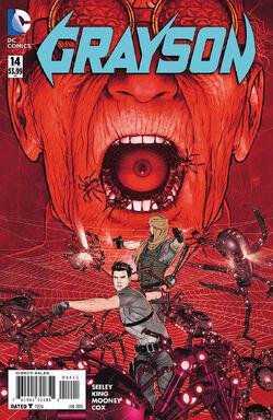 Grayson Vol 1-14 Cover-1