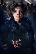 Camren Bicondova Gotham-Selina Kyle-The Cat