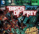 Birds of Prey (Volume 3) Issue 13